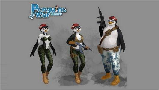 The Penguin War