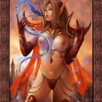 World of Warcraft: Sexi tapety (+18)! wow adult art 01 150x150