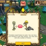 Zombie Island zombie island facebook game brains 150x150