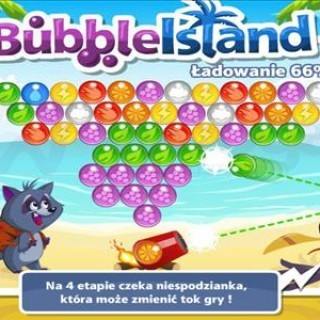 bubble island na facebooku