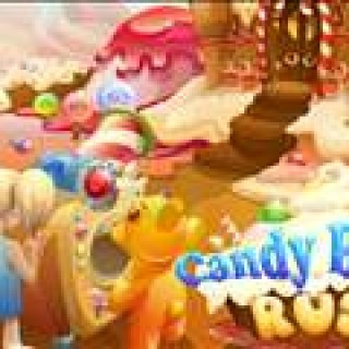 candy bubble rush na facebooku
