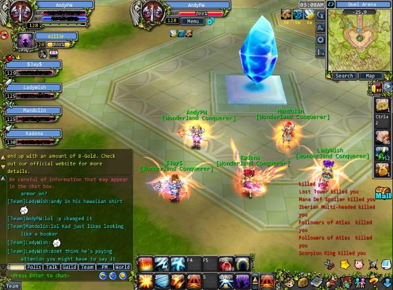 GodsWar Online 2
