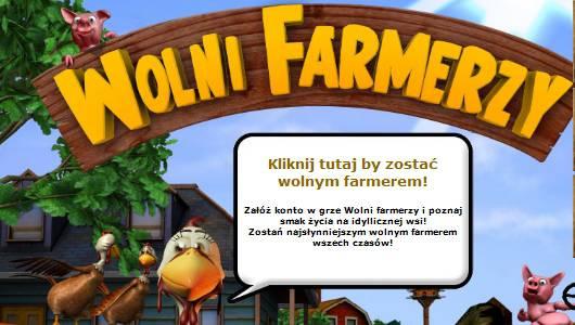 Gra Wolni Farmerzy – klasyka farmerskiej zabawy