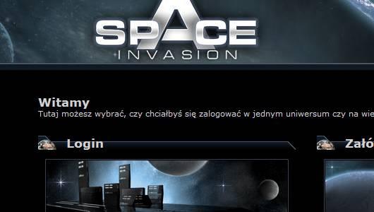 Space Invasion – kosmiczne inwazje na Twoją przeglądarkę