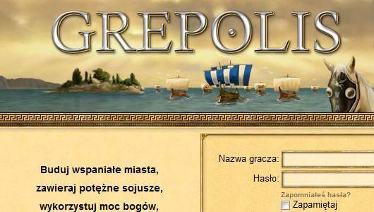 strategiczna gra grepolis