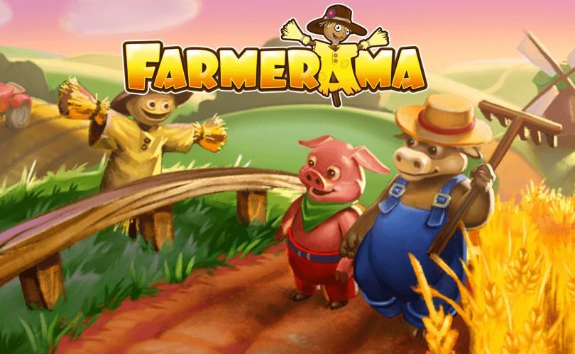 Gra Farmerama – recenzja gry