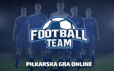 Football Team – symulator piłki nożnej