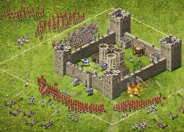 Odbierz bonusy do Stronghold Kingdoms