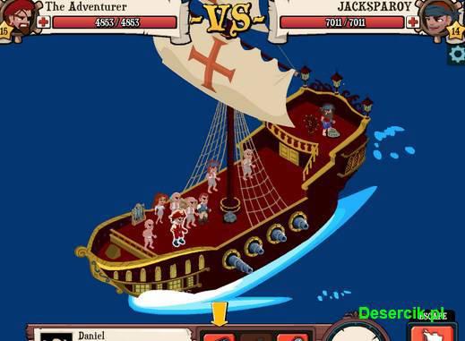 Mighty Pirates 001