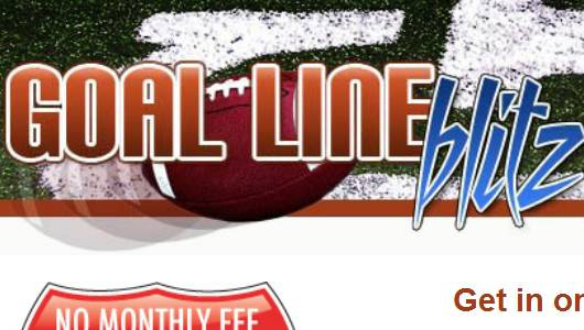 Goal Line Blitz