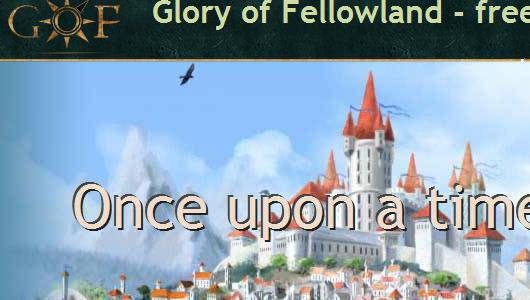 GoF: Glory of Fellowland