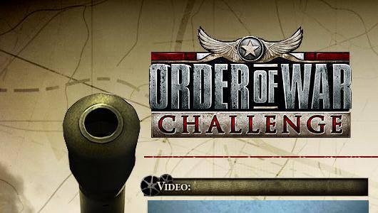 Challenge , Order of War: Challenge