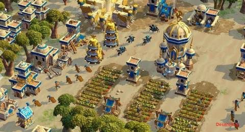 Age of Empires Online 002