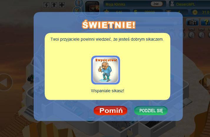 Za każdą wygraną grę dostajesz cenne bonusy