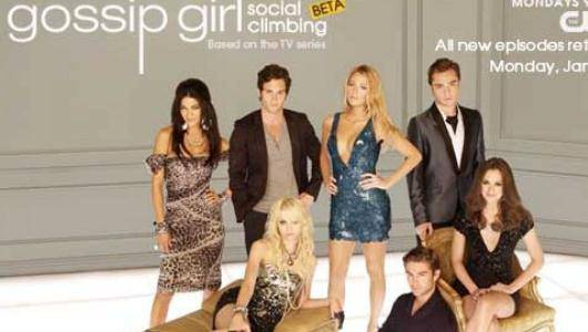 Gossip Girl: Social Climbing