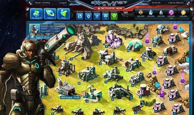 Exoplanet War 3