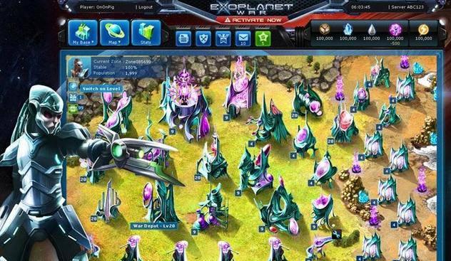 Exoplanet War 4