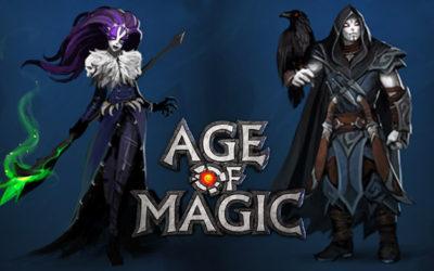 Poradnik do gry Age of Magic dla początkujących