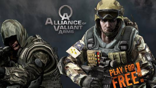 Alliance of Valiant Arms (A.V.A)