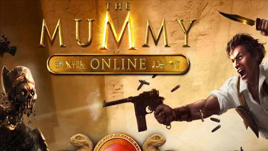 Gra mmo The Mummy Online wkracza z open betą!