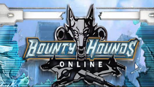 W październiku wersja pudełkowa Bounty Hounds Online