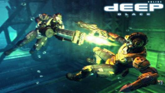 Zapowiedź gry Deep Black Online