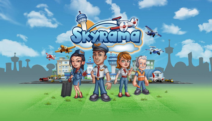 Samoloty w Skyrama