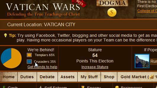 Vatican Wars
