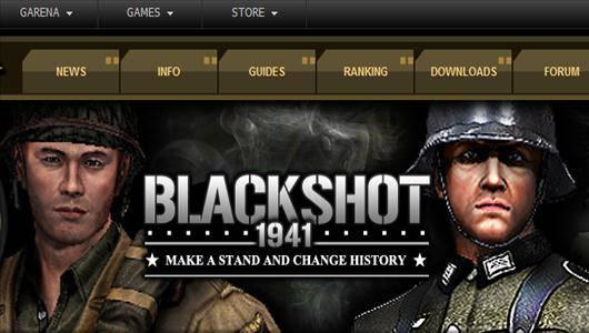 Wersja polska gry Black Shot jużdostępna