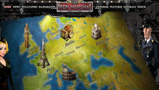 Iron Marshal