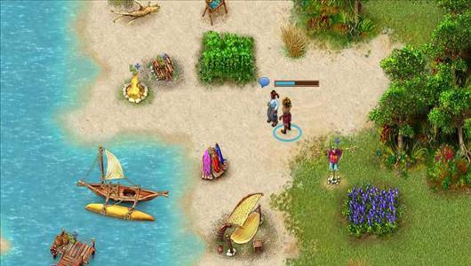 gra przeglądarkowa Lagoonia