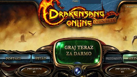 Groźne pająki atakują w grze mmo Drakensang Online