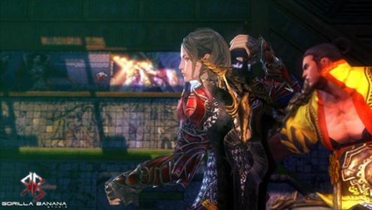 gra mmo Red Blood Online