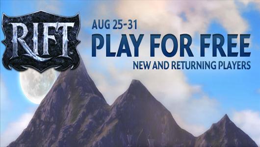 Aktualizacja 1.9 do gry MMO Rift