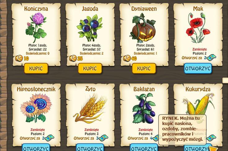 Rośliny, które możemy uprawiać