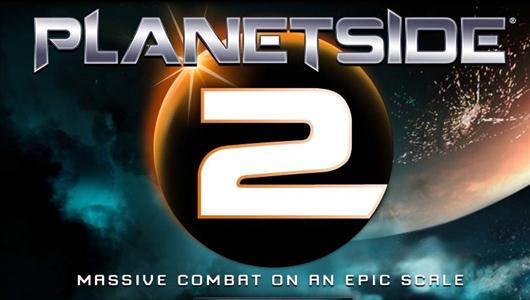 gry mmo PlanetSide 2