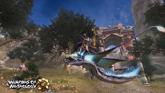 Weapons of Mythology Online