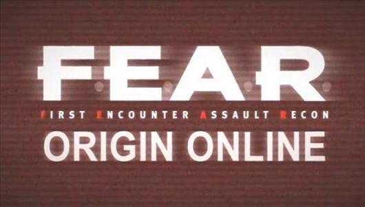 F.E.A.R.: Origin Online