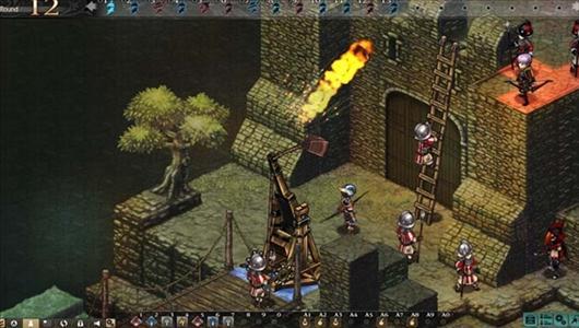 Chevalier Tactics Saga Online