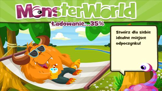 Monster World na Facebooku – recenzja gry
