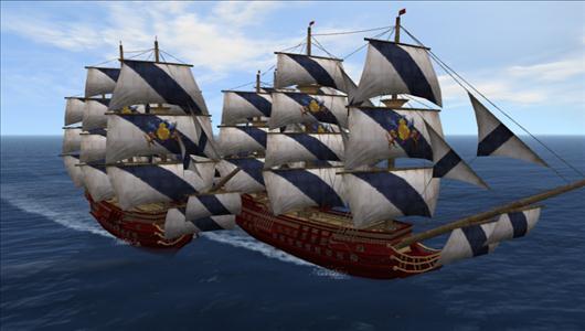 Uncharted Waters Online: Pierwsze urodziny!