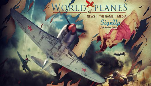 gry mmo World of Planes