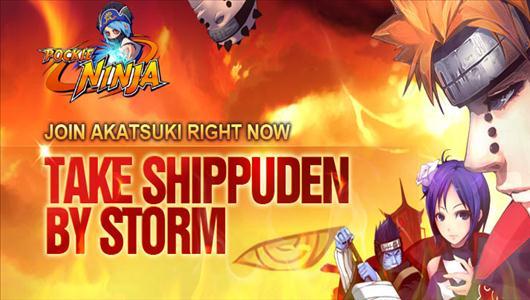 Pockie Ninja: Shippuden