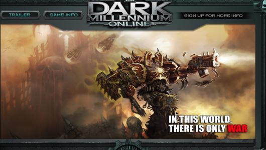 Dark Millenium Online