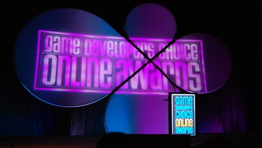 Game Developers Choice Online Awards