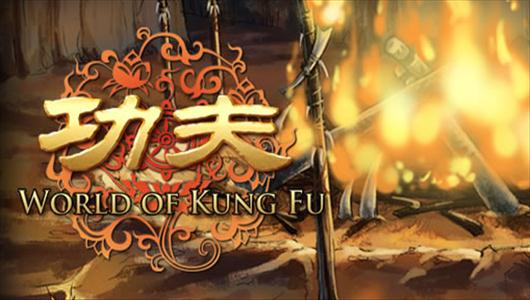 gra mmo World of Kung Fu