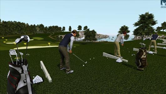 Tour Golf Online: MMO sportowe wydaje pierwszy trailer!
