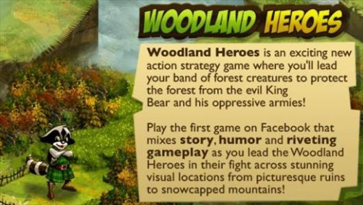 Woodland Heroes