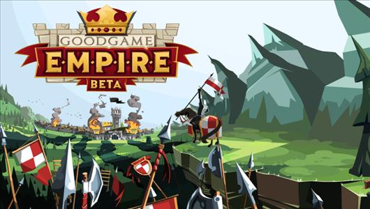 Kod bonusowy na rubiny do Goodgame Empire