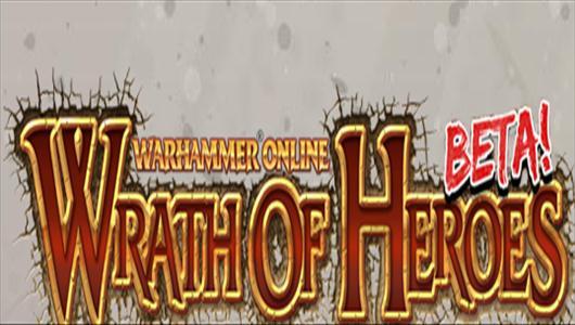 gra mmo Warhammer Online Wrath of Heroes